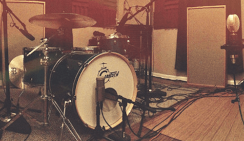Multitrack Drums With Nashville Session Pro, Bryantewell