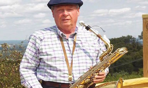Sax Sounds from Muscle Shoals Co-Founder, RonEadesHorn