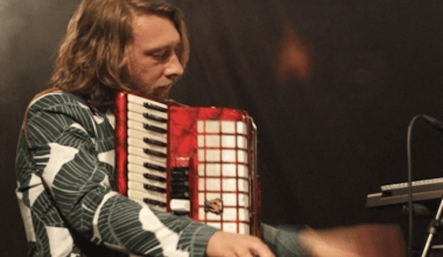 Accordion, Piano & Other Keys, Tomswart