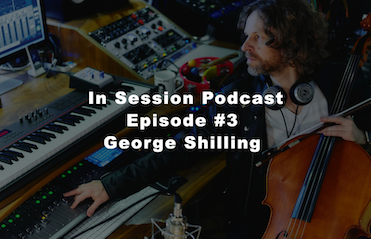 A CONVERSATION WITH RECORD PRODUCER, COMPOSER & AUDIO ENGINEER – GEORGE SHILLING