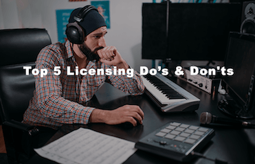 Music Licensing Tips
